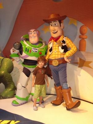 Pedro e o Buzz
