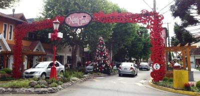 Natal em Canela