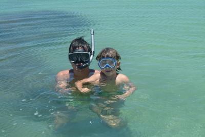 Mergulho na Praia do Toque