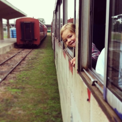 Passeio de Trem Para Morretes