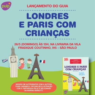 Lançamento São Paulo