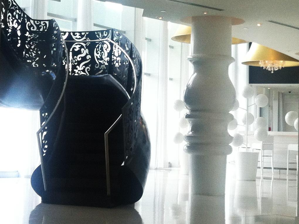 Lobby Mondrian