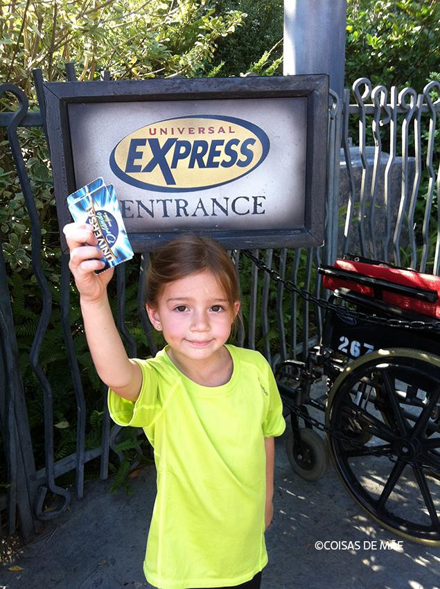 Express Entrance