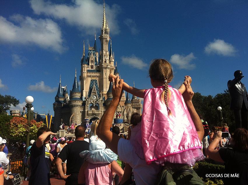 Como conhecer o Magic Kingdom com crianças em idade diferentes