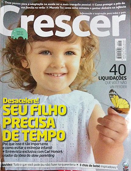 Revista Crescer - Viagem com filhos