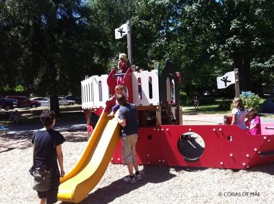Playground Canada
