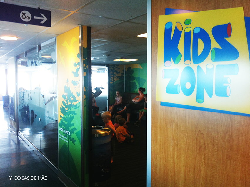 Kids Zone Ferry