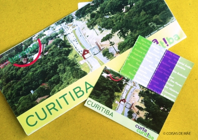 Linha Turismo - Curitiba