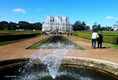 Jardim Botânico - Curitiba