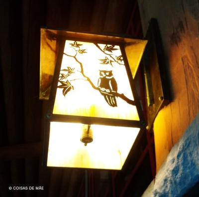 Detalhe decoração Wilderness Hotel