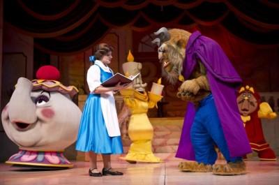 Teatro Bela e a Fera