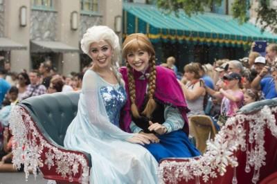 Frozen este mies no Hollywood Studios