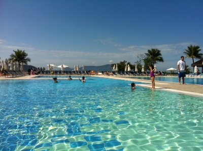 Piscina Club Med Rio das Pedras